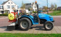 Onkruidbestrijding - Op voetpaden en bedrijfsterreinen